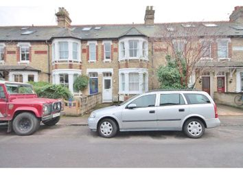 Thumbnail 1 bed flat to rent in Norreys Avenue, Oxford
