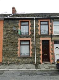 Thumbnail 3 bed terraced house for sale in 15 Lewis Street, Pentre, Pentre