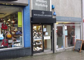 Retail premises to let in Mayflower Street, Plymouth PL1