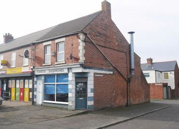 Thumbnail Commercial property for sale in Station Road, Camperdown, Newcastle Upon Tyne