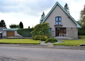Thumbnail 3 bed detached house for sale in Woodhead Avenue, Bothwell, South Lanarkshire