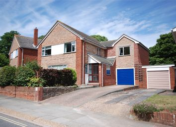 Thumbnail 4 bed detached house to rent in Church Lane, Heavitree, Exeter