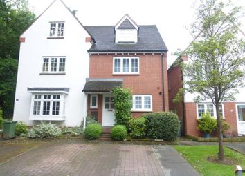 Thumbnail 4 bed semi-detached house for sale in Griffin Close, Birmingham