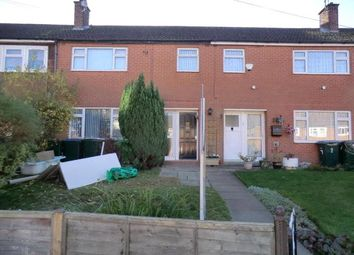 Thumbnail 4 bedroom terraced house to rent in Donegal Close, Coventry, West Midlands