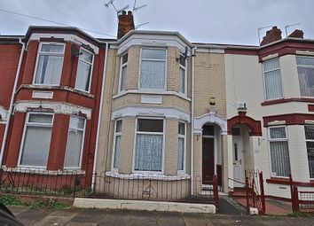 Thumbnail 2 bed terraced house for sale in Summergangs Road, Hull, North Humberside