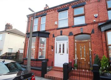 Thumbnail 3 bed end terrace house to rent in Avonmore Avenue, Allerton, Liverpool