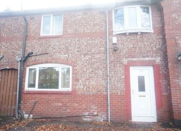 Thumbnail 3 bedroom terraced house to rent in Mauldeth Road West, Withington
