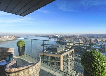 Thumbnail 2 bedroom flat for sale in Waterfront I, Woolwich, London