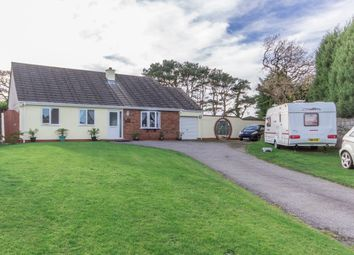 Thumbnail 5 bed detached bungalow for sale in Park Gwyn, St. Stephen, St. Austell