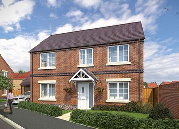 "Thumbnail 4 bed detached house for sale in ""The Pendlebury"" at Wellow Road, Ollerton, Newark"