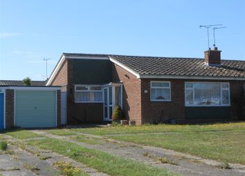 Thumbnail 2 bed semi-detached bungalow to rent in Sparrows Herne, Clacton-On-Sea
