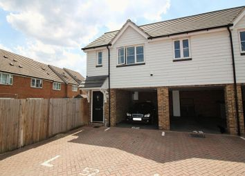 Thumbnail 2 bed flat to rent in Spire Way, Wainscott, Rochester