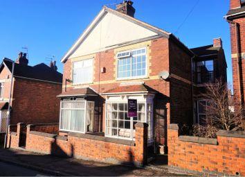 Thumbnail 3 bed semi-detached house for sale in Louise Street, Burslem, Stoke-On-Trent