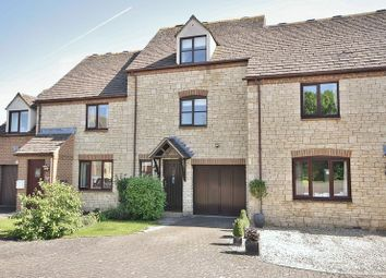 Thumbnail 3 bed terraced house for sale in Valence Crescent, Deer Park, Witney