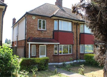 Thumbnail 3 bed semi-detached house to rent in Station Approach, Ruislip
