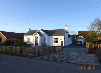 Thumbnail 1 bed detached bungalow for sale in Prince Crescent, Staunton