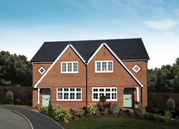 Thumbnail 3 bed semi-detached house for sale in Castle Fields, Manor Road, Barton Seagrave