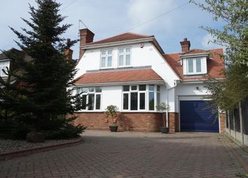 Thumbnail 4 bedroom detached house for sale in Lowestoft Road, Gorleston, Great Yarmouth