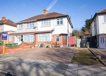 Thumbnail 3 bed semi-detached house for sale in Arbroath Road, Eltham, London