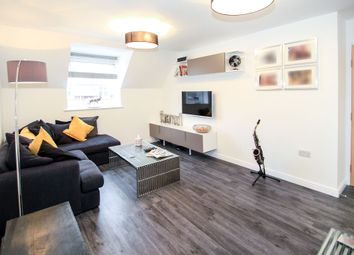 Thumbnail 2 bedroom flat for sale in Chariot Drive, Colchester