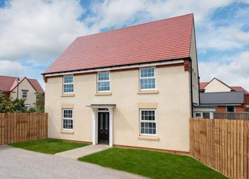 "Thumbnail 4 bedroom detached house for sale in ""Cornell"" at Ellerbeck Avenue, Nunthorpe, Middlesbrough"