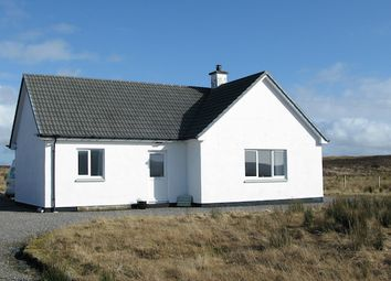 Thumbnail 2 bed detached bungalow for sale in 4 Altvaid, Harlosh, Isle Of Skye