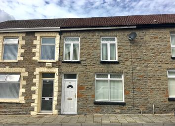 Thumbnail 4 bed terraced house for sale in Cardiff Road, Abercynon, Mountain Ash