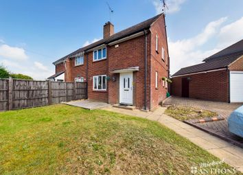 Thumbnail 2 bed semi-detached house for sale in Churchill Avenue, Aylesbury