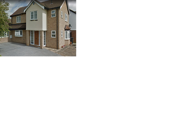 Thumbnail 4 bed detached house to rent in Vermont Grove, Peterborough