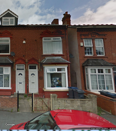 Thumbnail 2 bed triplex to rent in Selsey Road, Edgbaston