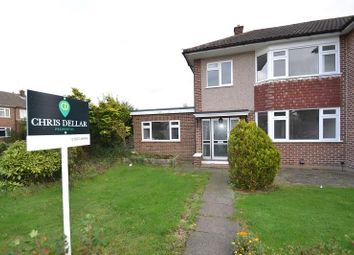 Thumbnail 3 bed semi-detached house to rent in Rockfield Avenue, Ware
