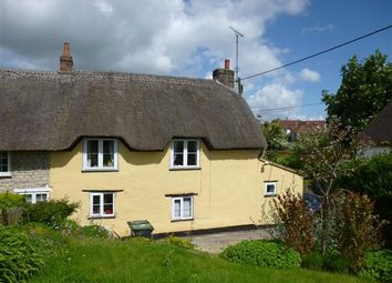 Thumbnail 3 bed property for sale in The Thatched Cottage, Steep Street, Mere