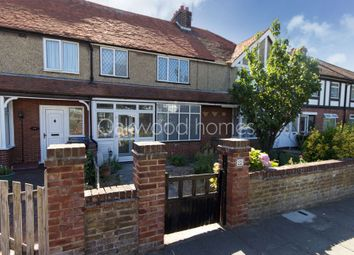 Thumbnail 3 bed terraced house for sale in Ethelbert Road, Birchington