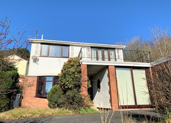 Thumbnail 4 bedroom detached house for sale in Park Crescent, Neath