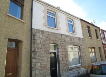 Thumbnail 3 bed terraced house to rent in Enfield Street, Aberavon, Port Talbot, West Glamorgan