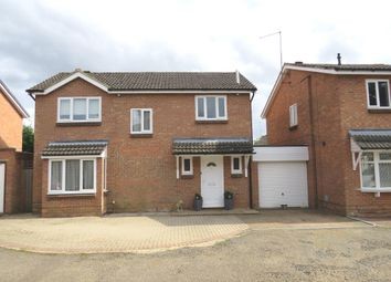 4 bed detached house for sale in Glade Close, Little Billing, Northampton NN3