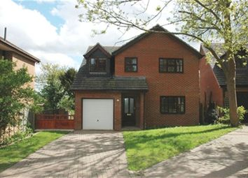 Thumbnail 4 bed detached house to rent in Greenways, Englefield Green, Egham