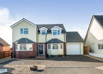 Thumbnail 4 bed detached house for sale in Hepworth Road, Barningham, Bury St. Edmunds
