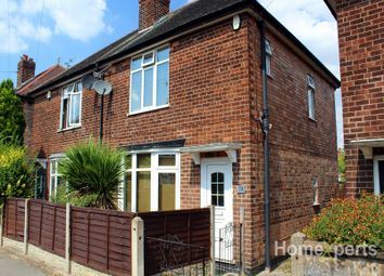 Thumbnail 3 bed semi-detached house for sale in Edwin Street, Nottingham