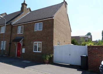 Thumbnail 3 bed terraced house for sale in Old Papermill Close, Wooburn Green, High Wycombe