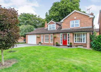 4 bed detached house for sale in Cavendish Close, Bawtry, Doncaster DN10