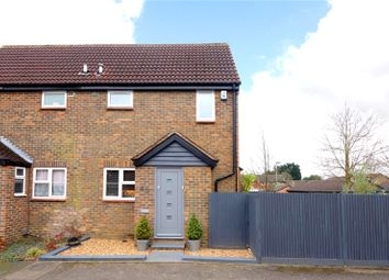 Thumbnail 1 bed terraced house for sale in Oak Green, Abbots Langley