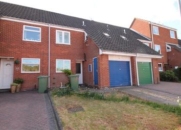 Thumbnail 3 bed terraced house to rent in Hopyard Lane, Redditch, Winyates, Redditch