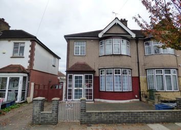 Thumbnail 1 bed end terrace house for sale in Mortlake Road, Ilford