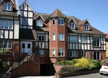 Thumbnail 2 bed flat for sale in Emerson House, Butts Green Road, Borders Of Emerson Park, Hornchurch