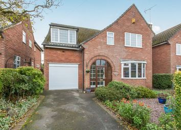 Thumbnail 4 bed detached house for sale in Westville Drive, Congleton