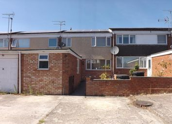 Thumbnail 4 bed terraced house for sale in Raybrook Crescent, Rodbourne, Swindon, Wiltshire