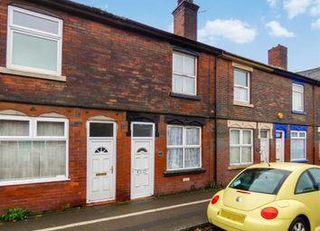 Thumbnail 2 bedroom terraced house for sale in King Street, Fenton, Stoke-On-Trent