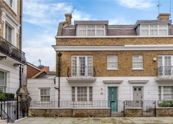 Thumbnail 4 bed end terrace house for sale in Markham Square, London