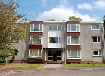 Thumbnail 2 bed flat for sale in Bankholm Place, Busby